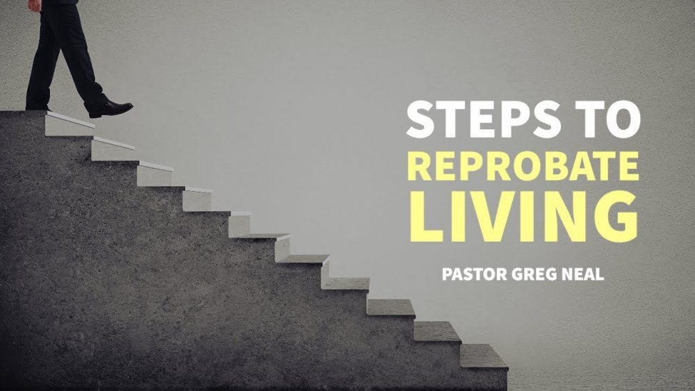 Steps To Reprobate Living Image
